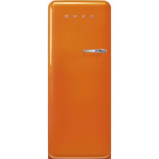 Smeg FAB28LOR5 monoporta Libera installazione 270 L D Arancione