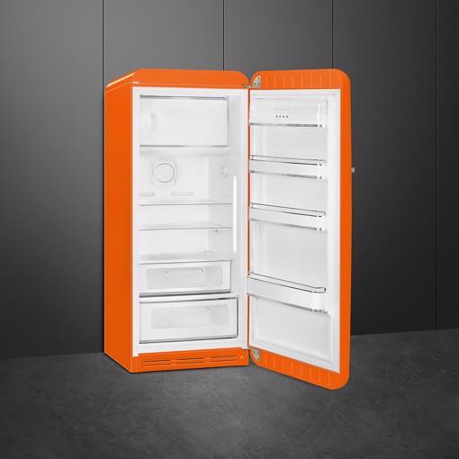Smeg FAB28ROR5 monoporta Libera installazione 270 L D Arancione