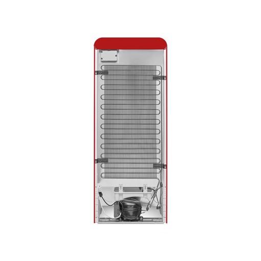 Smeg FAB28RRD5 monoporta Libera installazione 270 L D Rosso