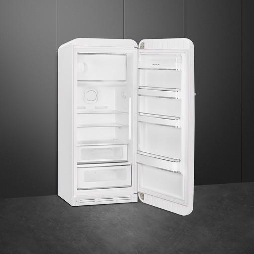 Smeg FAB28RWH5 monoporta Libera installazione 270 L D Bianco