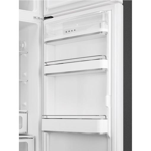 Smeg FAB30RWH5 frigorifero con congelatore Libera installazione 294 L D Bianco
