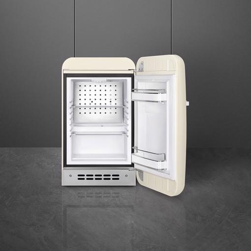 Smeg FAB5RCR5 frigorifero Libera installazione 34 L D Crema
