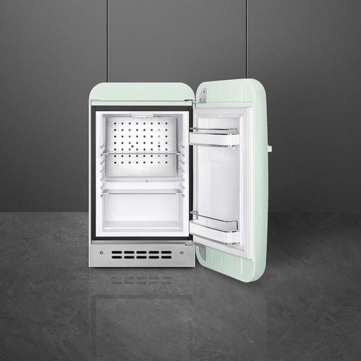 Smeg FAB5RPG5 frigorifero Libera installazione 34 L D Verde