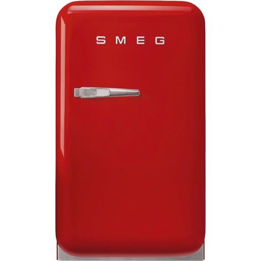 Smeg FAB5RRD5 frigorifero Libera installazione 34 L D Rosso