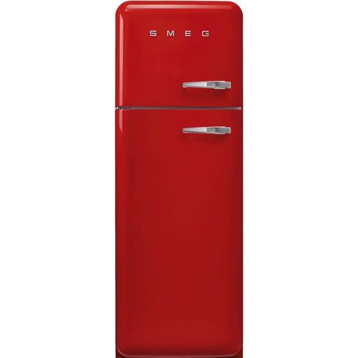 Smeg FAB30LRD5 frigorifero con congelatore Libera installazione 294 L D Rosso