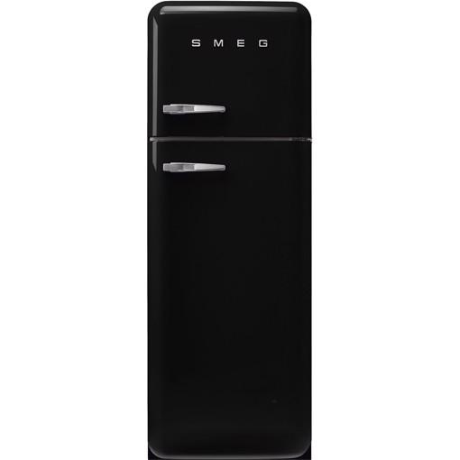 Smeg FAB30RBL5 frigorifero con congelatore Libera installazione 294 L D Nero