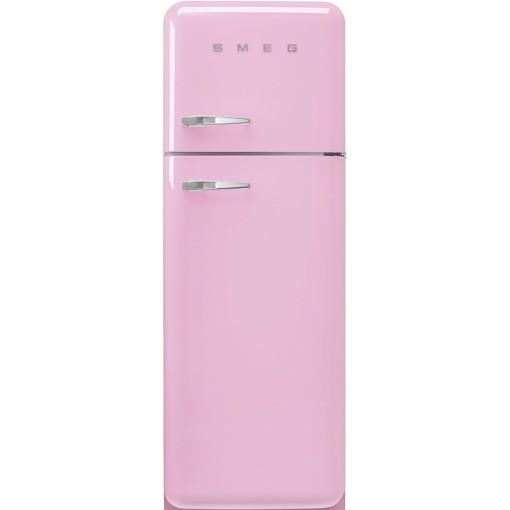 Smeg FAB30RPK5 frigorifero con congelatore Libera installazione 294 L D Rosa
