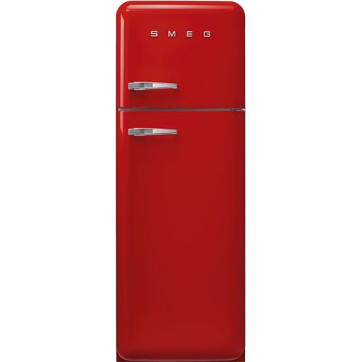 Smeg FAB30RRD5 frigorifero con congelatore Libera installazione 294 L D Rosso