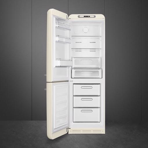 Smeg FAB32LCR5 frigorifero con congelatore Libera installazione 331 L D Crema