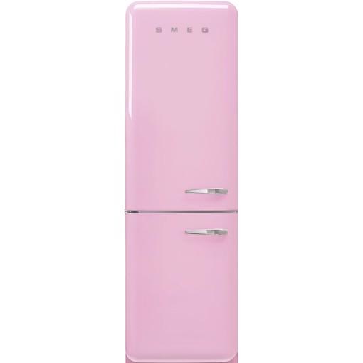 Smeg FAB32LPK5 frigorifero con congelatore Libera installazione 331 L D Rosa