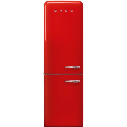 Smeg FAB32LRD5 frigorifero con congelatore Libera installazione 331 L D Rosso