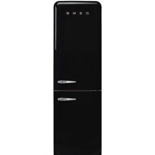 Smeg FAB32RBL5 frigorifero con congelatore Libera installazione 331 L D Nero