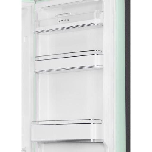 Smeg FAB32RPG5 frigorifero con congelatore Libera installazione 331 L D Verde