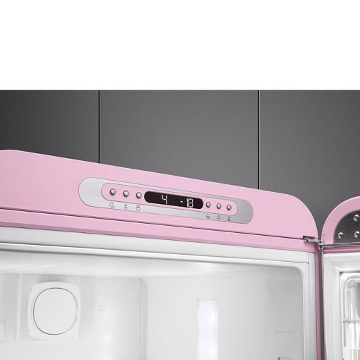 Smeg FAB32RPK5 frigorifero con congelatore Libera installazione 331 L D Rosa