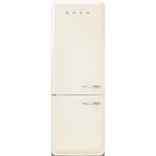Smeg FAB38LCR5 frigorifero con congelatore Libera installazione 481 L E Crema