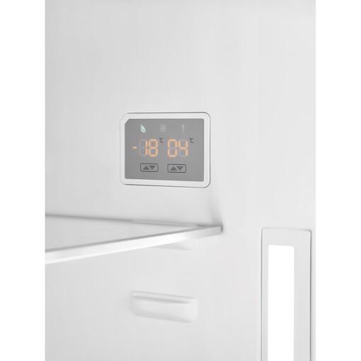 Smeg FAB38RCR5 frigorifero con congelatore Libera installazione 481 L E Crema