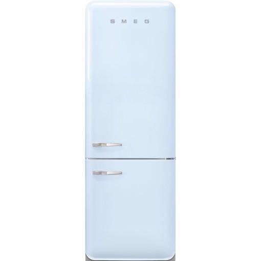 Smeg FAB38RPB5 frigorifero con congelatore Libera installazione 481 L E Blu