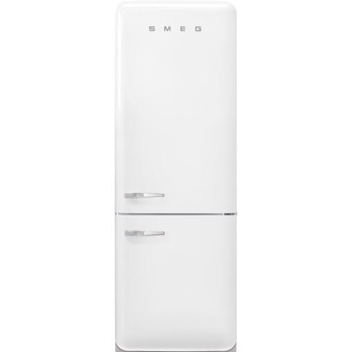 Smeg FAB38RWH5 frigorifero con congelatore Libera installazione 481 L E Bianco