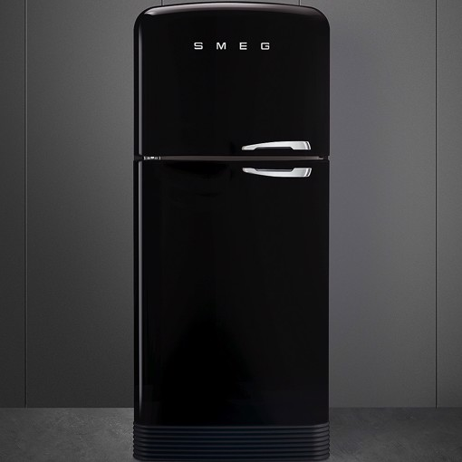 Smeg FAB50LBL5 frigorifero con congelatore Libera installazione 524 L E Nero