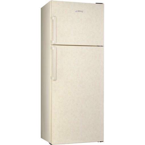Smeg FD70FN1HM frigorifero con congelatore Libera installazione 432 L F Beige