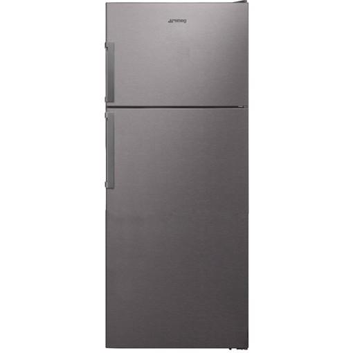 Smeg FD76EN1HX frigorifero con congelatore Libera installazione 510 L E Acciaio inossidabile