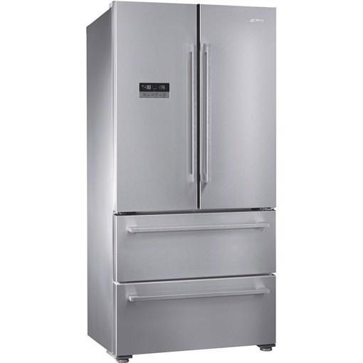 Smeg FQ55FXDF frigorifero side-by-side Libera installazione 539 L F