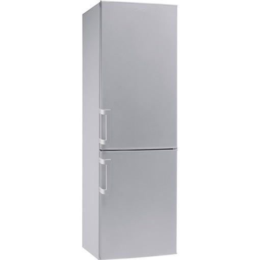 Smeg CF33SF frigorifero con congelatore Libera installazione 295 L F Argento