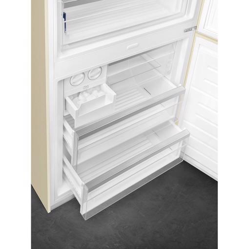 Smeg FA8005RPO5 frigorifero con congelatore Libera installazione 481 L E Crema