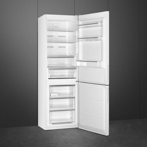 Smeg FC20EN1W frigorifero con congelatore Libera installazione 360 L E Bianco