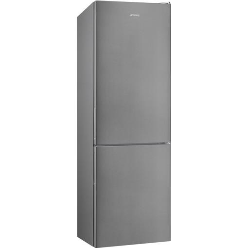 Smeg FC20EN1X frigorifero con congelatore Libera installazione 360 L E Acciaio inossidabile
