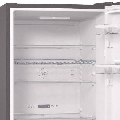 Smeg FC19XDND frigorifero con congelatore Libera installazione 326 L D Argento