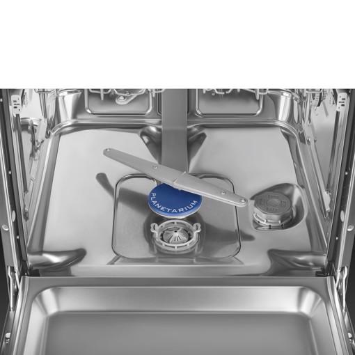 Smeg LSPP364CX lavastoviglie Sottopiano 13 coperti C