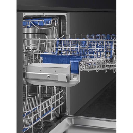 Smeg LVS323PXIN lavastoviglie Libera installazione 13 coperti E