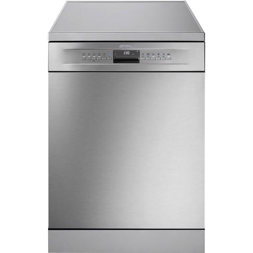 Smeg LVS354CX lavastoviglie Libera installazione 13 coperti D