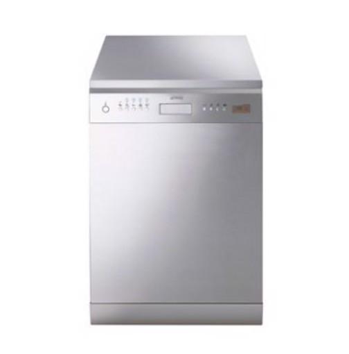 Smeg LP364XS lavastoviglie Libera installazione 14 coperti E
