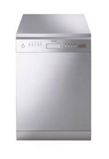 Smeg LP364XT lavastoviglie Libera installazione 14 coperti E