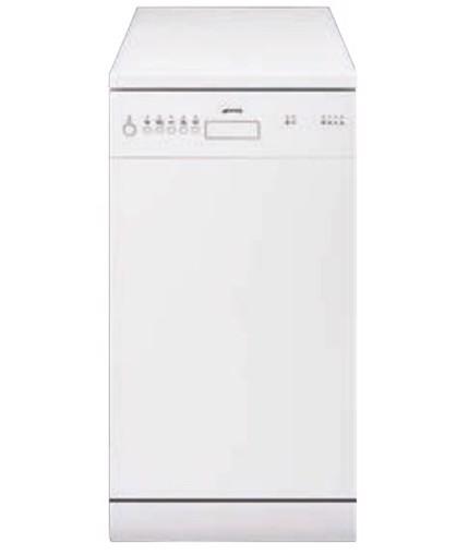 Smeg LSA4511BIN lavastoviglie Libera installazione 10 coperti F