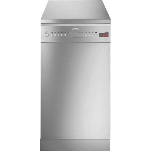 Smeg LSA4525XIN lavastoviglie Libera installazione 10 coperti E