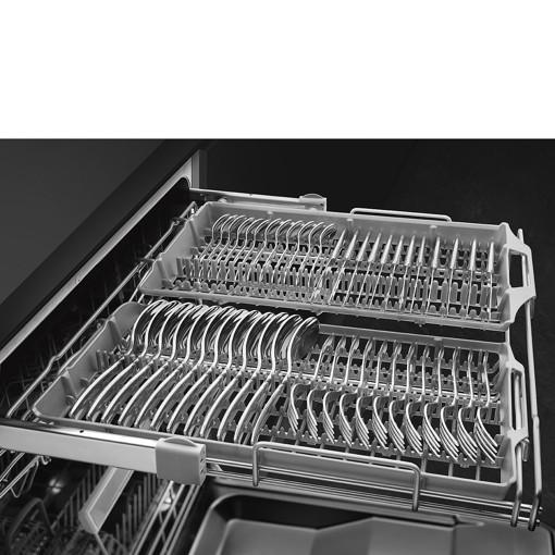 Smeg LVFABBL2 lavastoviglie Libera installazione 13 coperti D