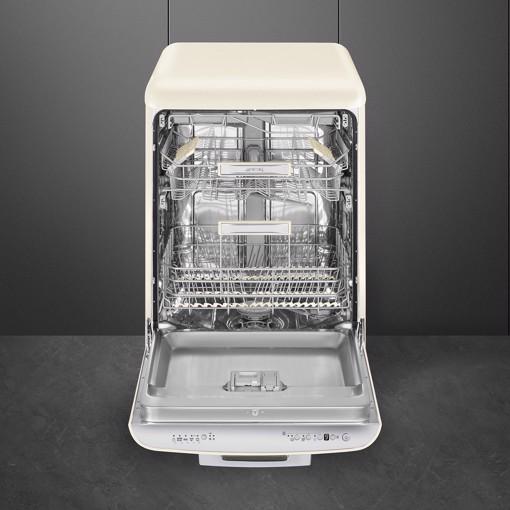 Smeg LVFABCR3 lavastoviglie Libera installazione 13 coperti B