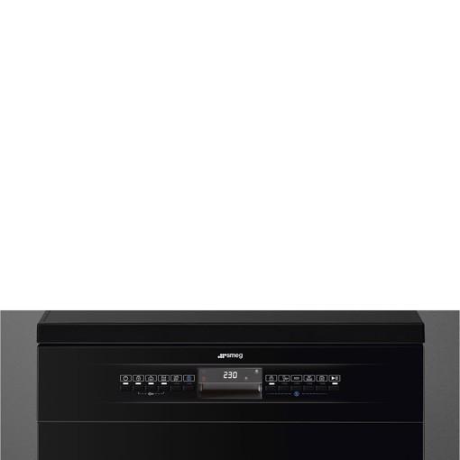 Smeg LVS432NIN lavastoviglie Libera installazione 13 coperti D