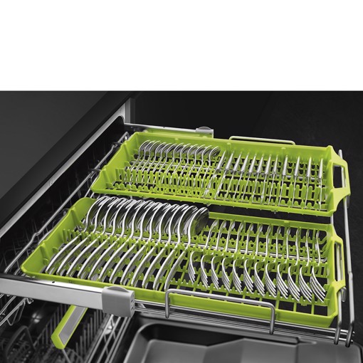Smeg LVS433NIN lavastoviglie Libera installazione 13 coperti D
