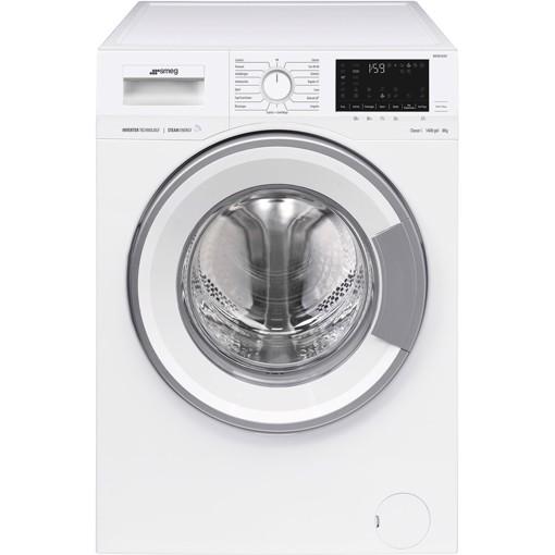 Smeg WHT814CSIT lavatrice Caricamento frontale 8 kg 1400 Giri/min C Bianco