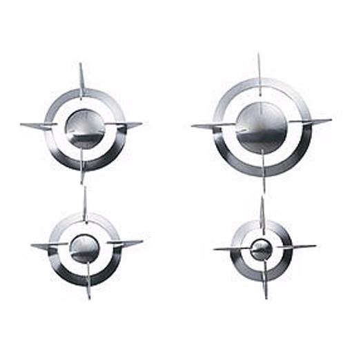 Smeg GP64ES accessorio e componente per piano cottura Acciaio inossidabile Griglia per uso domestico
