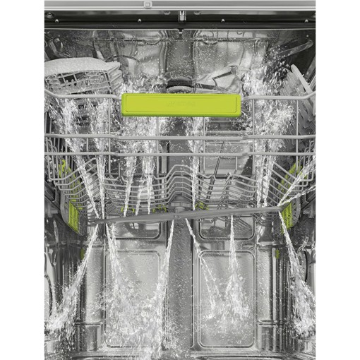 Smeg LSP222NIN lavastoviglie Sottopiano 13 coperti E