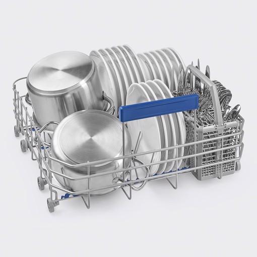 Smeg LSP433PXIN lavastoviglie Sottopiano 13 coperti D