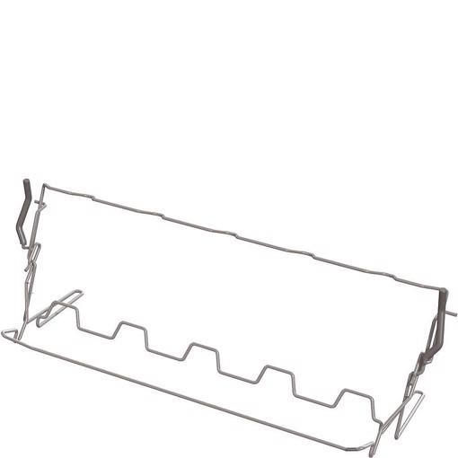 Smeg KITGH accessorio e componente per lavastoviglie Metallico Supporto per bicchiere da vino